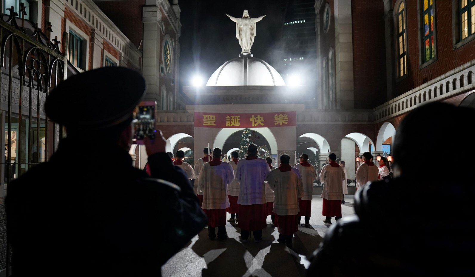 Rain Wet: China Betrays Its Deal with the Vatican