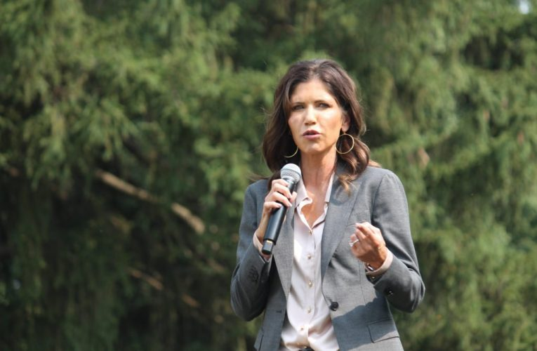 Weakness of Gov. Noem: Won't Defend Citizens from Employer Vax Mandates