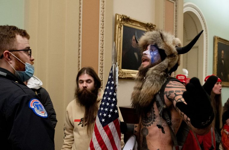 Video Shows U.S. Capitol Police Gave Protesters OK to Enter