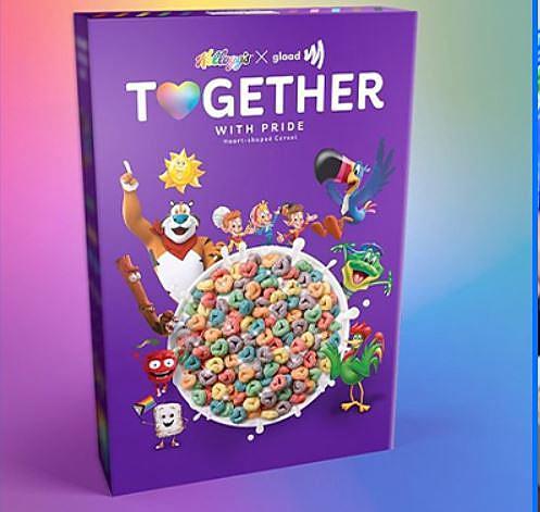 Kellogg's Makes Gay Cereal! What, No Fudge?