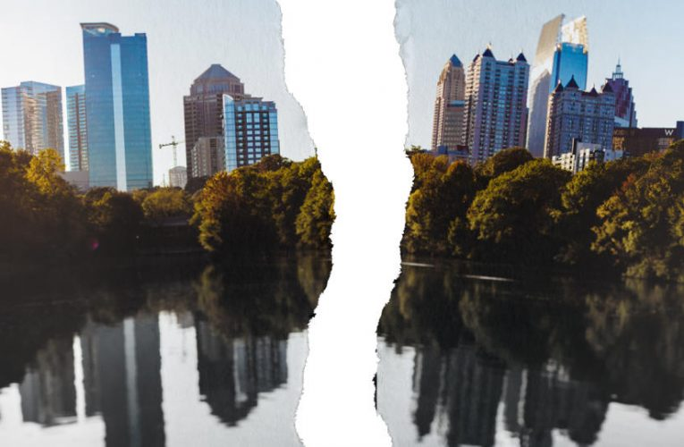 Citing spike in crime, affluent Atlanta district looks to secede from city: 'It's a war zone'