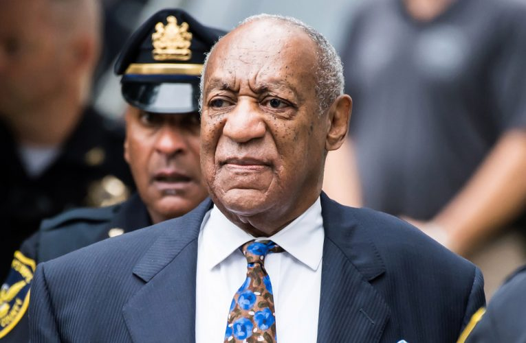 Holy Pudding Pops! Bill Cosby to walk free after court overturns sex assault conviction