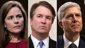 All 3 Trump Appointed Justices Helped Destroy Female Sports