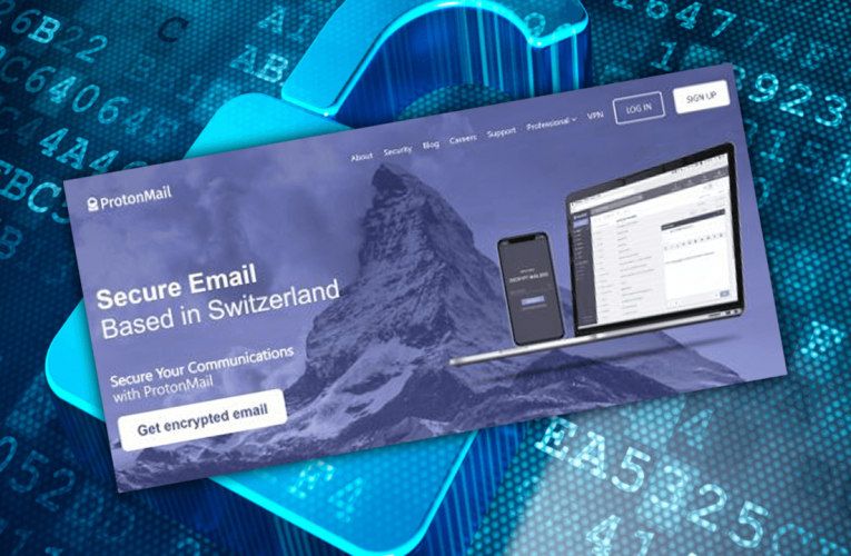 """Supposedly """"Secure"""" ProtonMail gives up IP addresses of climate activist to Swiss authorities"""