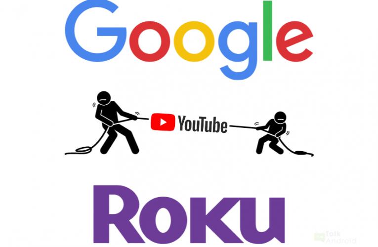 Evil Google Goes After Independent Roku